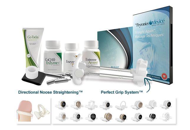 size genetics peyronies device