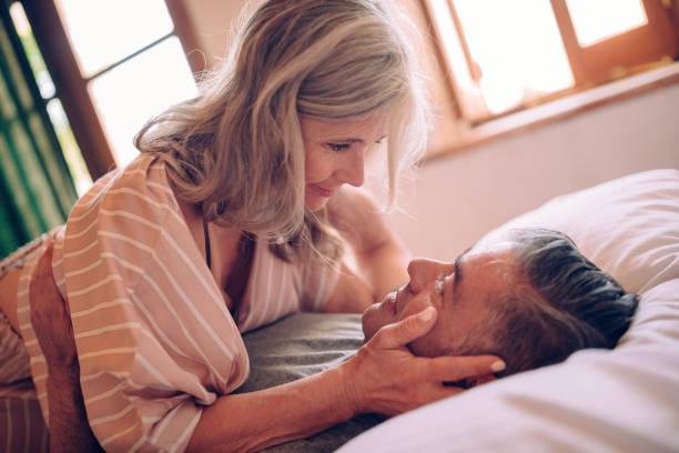 older couple having sex